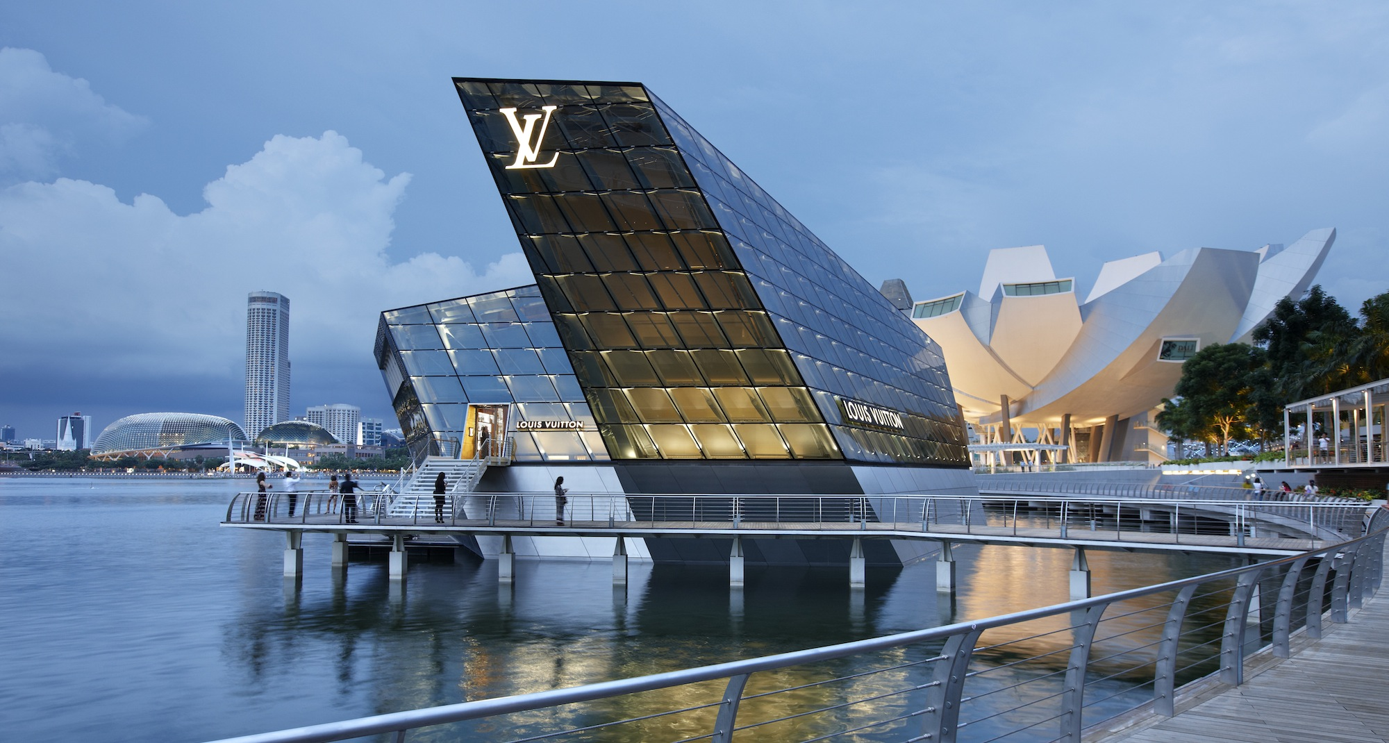 Maison-Louis-Vuitton-of-Marina-Bay-Singapore