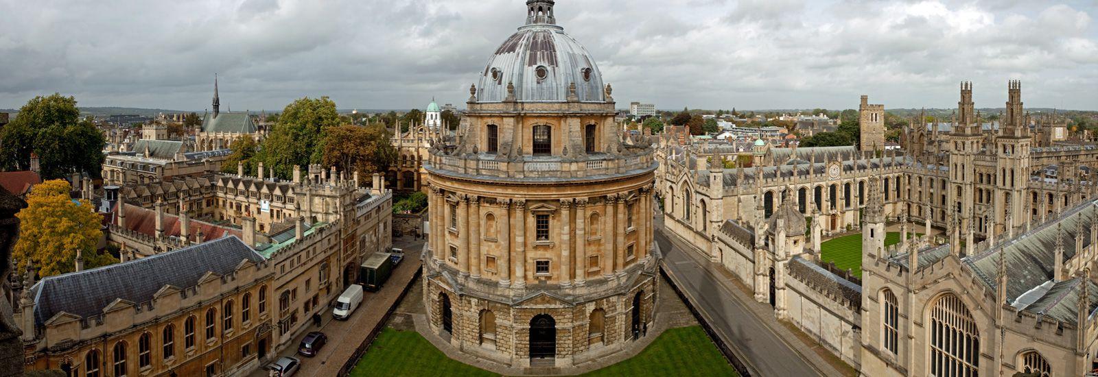 Oxford's-international-profile