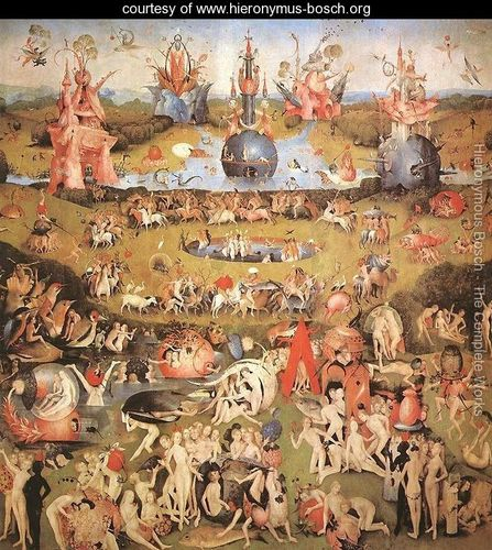 Garden-of-Earthly-Delights,-central-panel-of-the-triptych