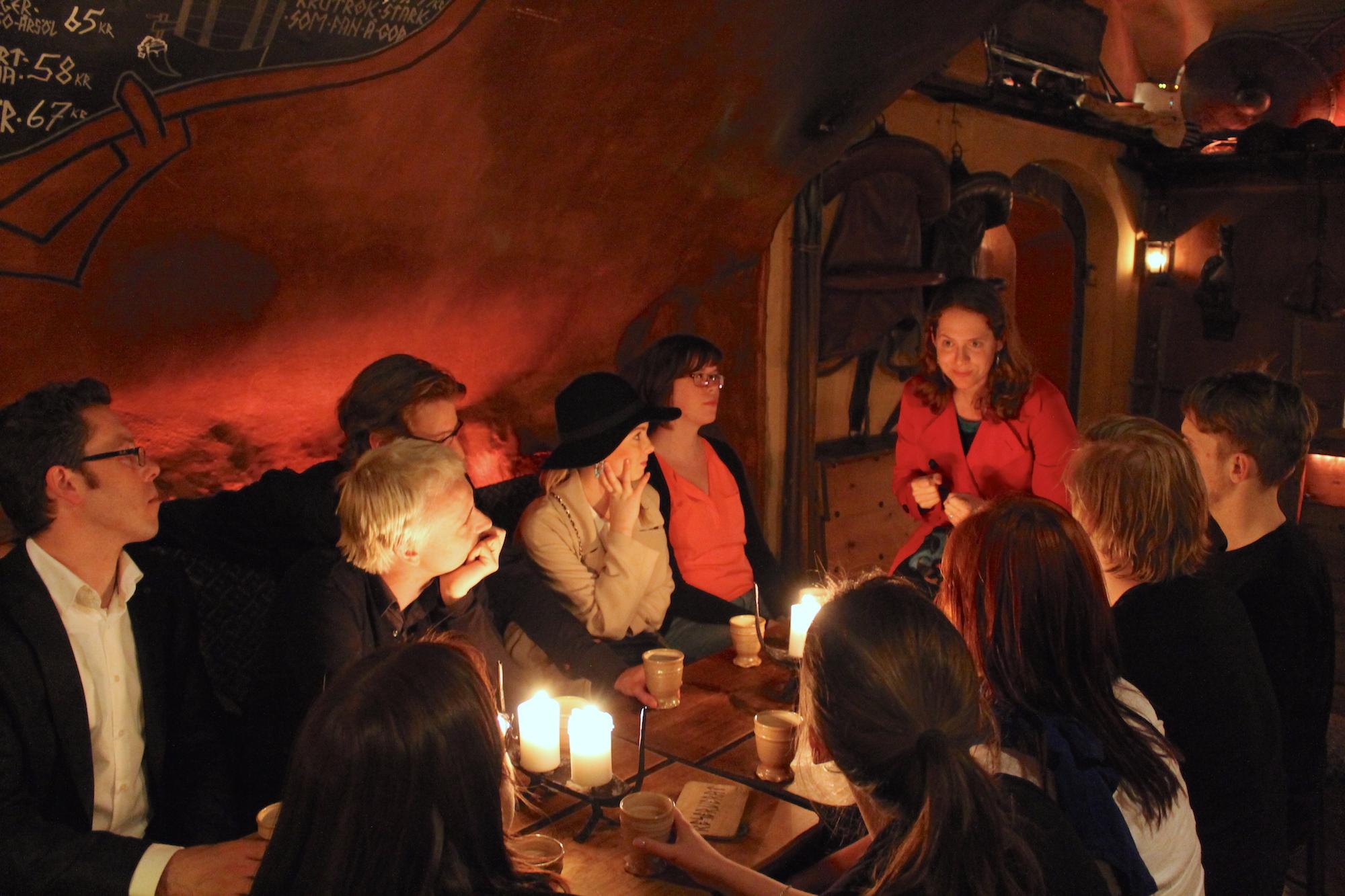 Stockholm Historic Pub Tour Aifur
