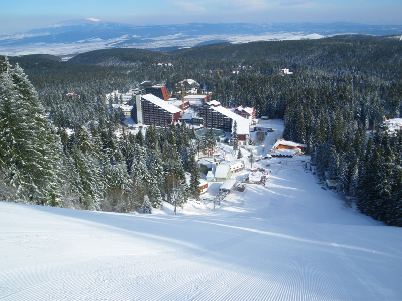 SKI AND SPA? YES PLEASE!