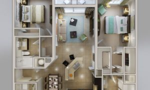 cute-measuring-in-at-1126-square-feet-this-rich-two-bedroom-apartment-images-of-fresh-on-concept-ideas-2-bedroom-apartment
