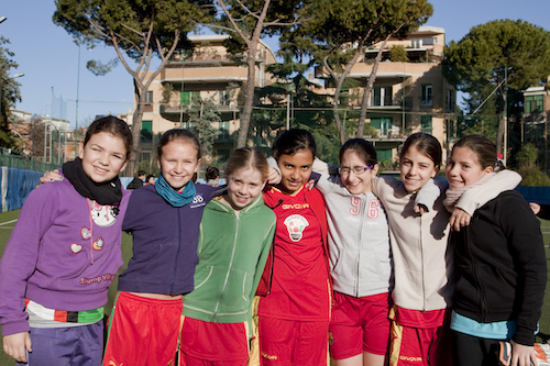 Ambrit Girls Tournament6 2013