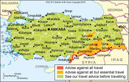 FCO 311 - Turkey Travel Advice Ed4 [WEB]