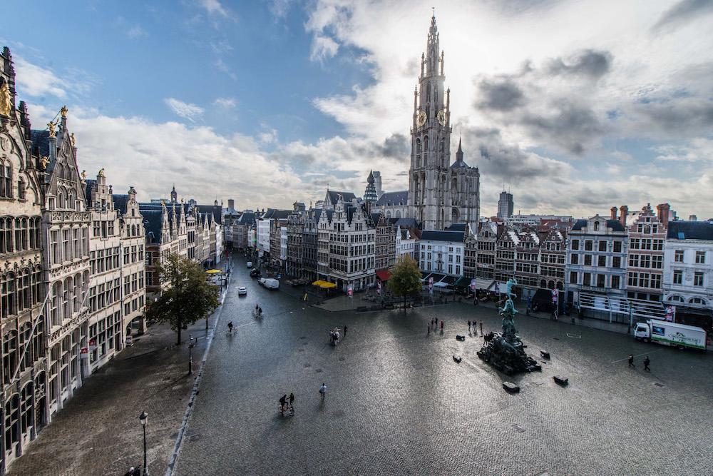 Quick Trips: Antwerp is a must-visit destination ... but ...